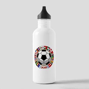 Soccer 2018 Water Bottle