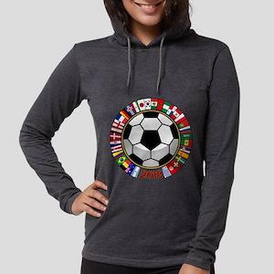 Soccer 2018 Long Sleeve T-Shirt