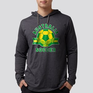 Australia Soccer Long Sleeve T-Shirt