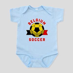 Belgium Soccer Body Suit