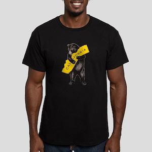 Vintage California Bear Hug Illustration T-Shirt