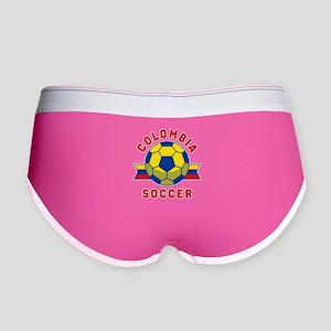 Colombia Soccer Women's Boy Brief