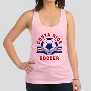 Costa Rica Soccer Tank Top