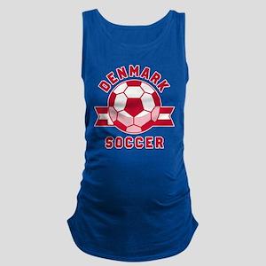 Denmark Soccer Tank Top