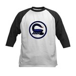 Scorpio Astrology Sign Kids Baseball Jersey