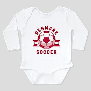 Denmark Soccer Body Suit