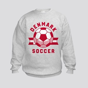 Denmark Soccer Sweatshirt