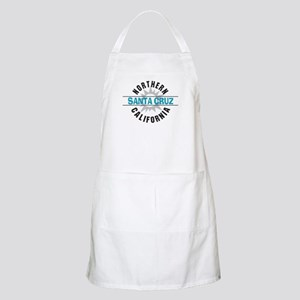 Santa Cruz California BBQ Apron