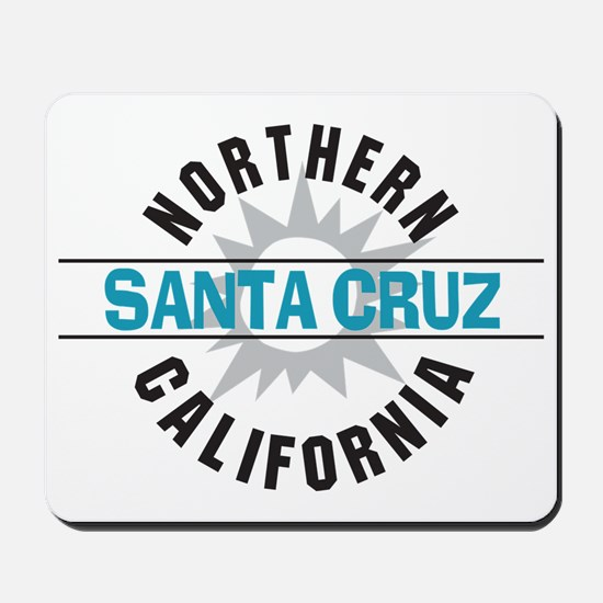 Santa Cruz California Mousepad