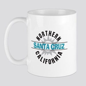 Santa Cruz California Mug