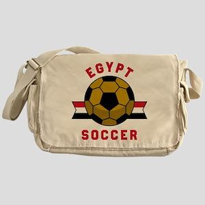 Egypt Soccer Messenger Bag