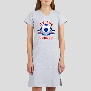 Iceland Soccer T-Shirt