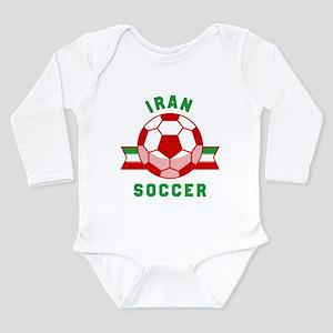 Iran Soccer Body Suit