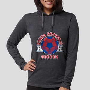 South Korea Soccer Long Sleeve T-Shirt