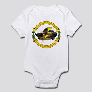 Infant Bodysuit Armored Vehicle Advanced Infantry