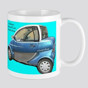 Italian Smart Car Mug