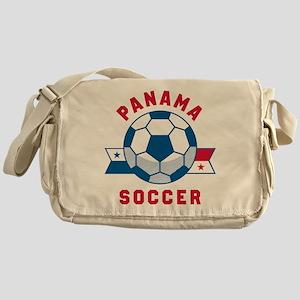 Panama Soccer Messenger Bag