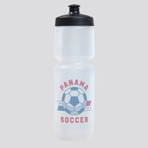 Panama Soccer Sports Bottle