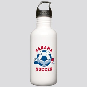 Panama Soccer Water Bottle