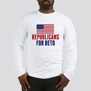 Republicans for Beto Long Sleeve T-Shirt