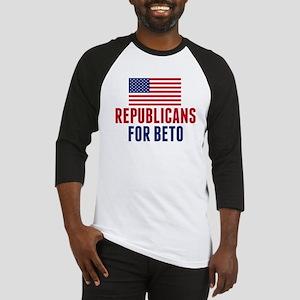 Republicans for Beto Baseball Tee