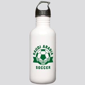 Saudi Arabia Soccer Stainless Water Bottle 1.0L