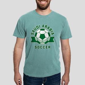 Saudi Arabia Soccer Mens Comfort Colors® Shirt