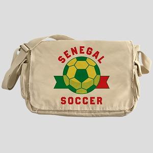 Senegal Soccer Messenger Bag