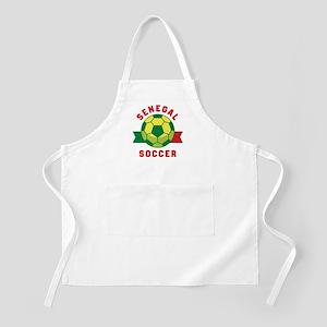 Senegal Soccer Light Apron