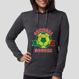 Senegal Soccer Long Sleeve T-Shirt