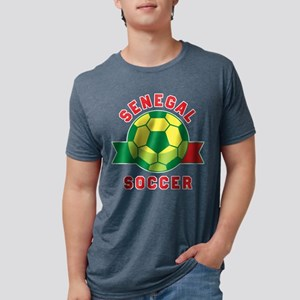 Senegal Soccer T-Shirt