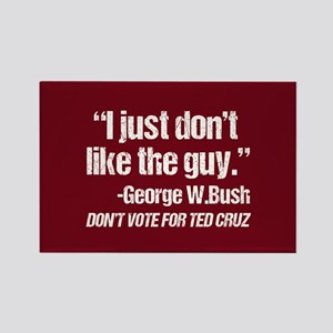 Anti Ted Cruz Rectangle Magnet