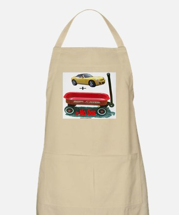 No Gas BBQ Apron
