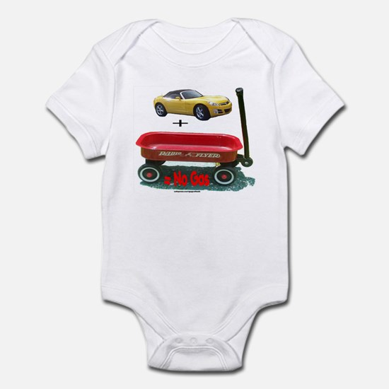 No Gas Infant Bodysuit