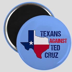 Texans Against Ted Cruz Magnet