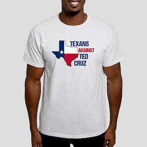 Texans Against Ted Cruz Light T-Shirt