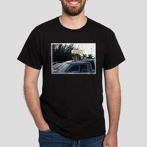 Where's My Car Dark T-Shirt