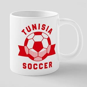 Tunisia Soccer Mugs