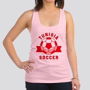 Tunisia Soccer Tank Top