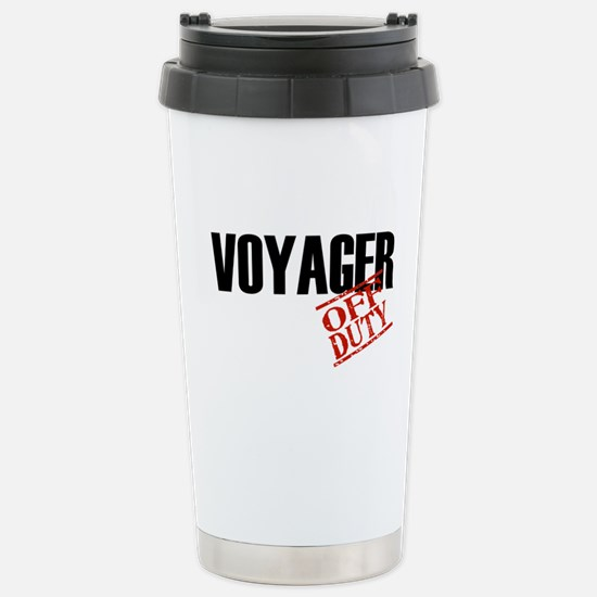 Off Duty Voyager Stainless Steel Travel Mug