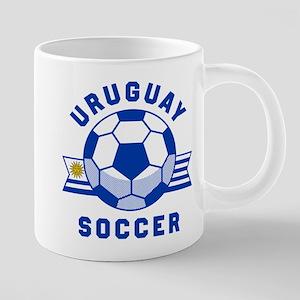 Uruguay Soccer Mugs