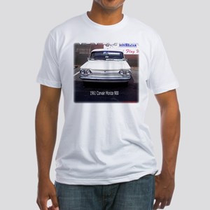 1961 Corvair Monza 900 Fitted T-Shirt