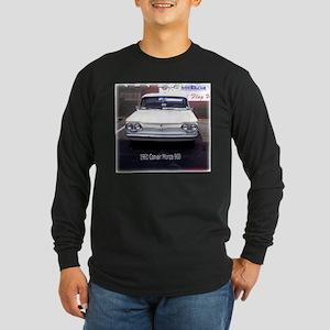 1961 Corvair Monza 900 Long Sleeve Dark T-Shirt