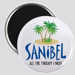 Sanibel Therapy Magnet