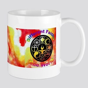 Different_one world Mugs