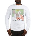 Shih Tzu Shiitake Shiatsu Long Sleeve T-Shirt