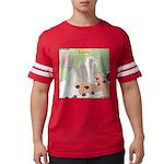 Shih Tzu Shiitake Shiatsu Mens Football Shirt