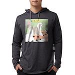 Shih Tzu Shiitake Shiatsu Mens Hooded Shirt