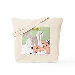 Shih Tzu Shiitake Shiatsu Tote Bag