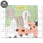 Shih Tzu Shiitake Shiatsu Puzzle